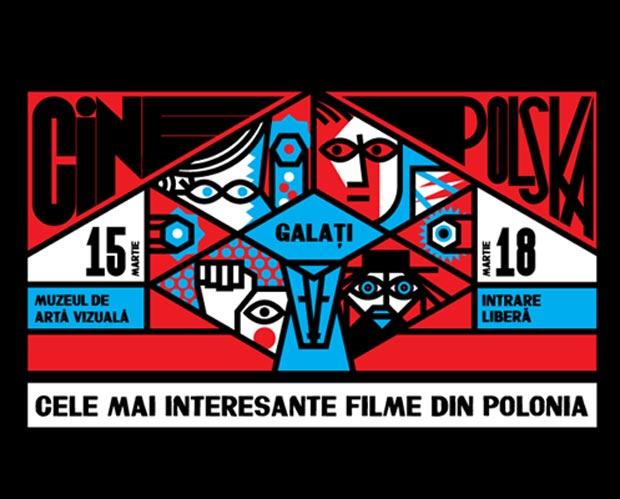 CinePOLSKA – filme poloneze la Galați
