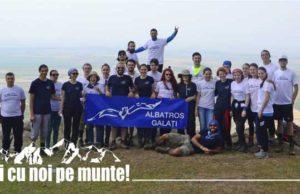 Hai cu noi pe munte! Curs de educaţie montană organizat de Albatros