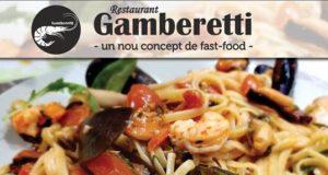 NU RATA! Se deschide Restaurant Gamberetti - un nou concept de fast-food în Galați