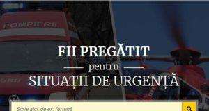 Platforma Naţională de pregătire pentru Situaţii de Urgenţă