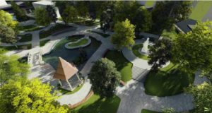 Primăria Galaţi scoate la licitaţie modernizarea Parcului Eminescu