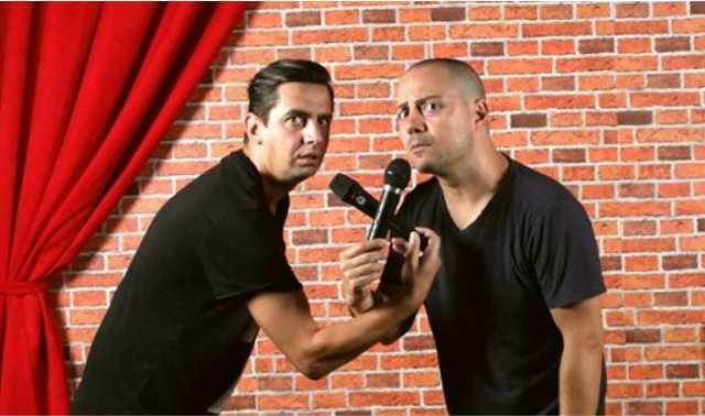 Two Men Show. Stand Up cu Badea & Natanticu la Galaţi