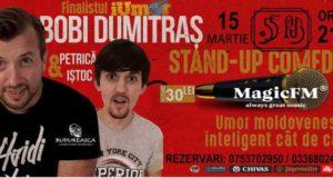 Vino la StandUp Comedy iUMOR la 55 Pub, pe 15 Martie
