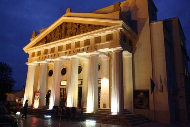 La Teatrul Dramatic puteţi cumpăra bilete la preţ redus în fiecare joi