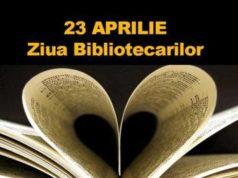 23 aprilie - Ziua Internaţională a Cărţii şi a Dreptului de Autor