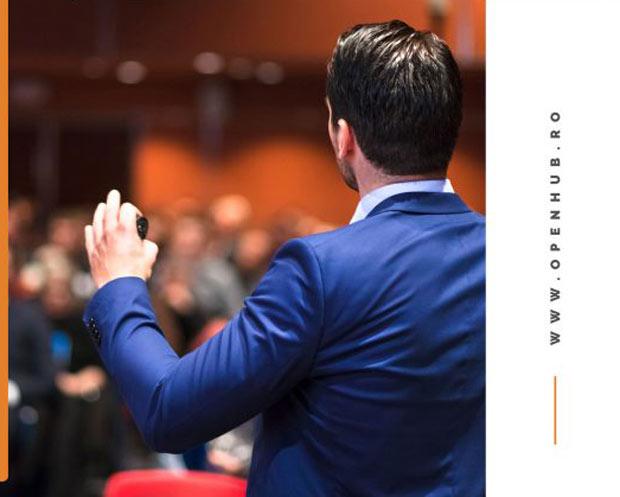 Conferinţă de lansare a Openhub Creative Cluster - pe 13 aprilie