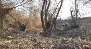 Ecologizare Tiglina Bike Park
