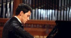 Recital de pian Eduard Kunz la Teatrul Muzical Nae Leonard Galați
