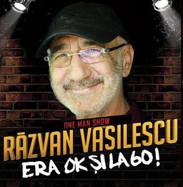 Spectacol Răzvan Vasilescu în Brăila la The Music Pub