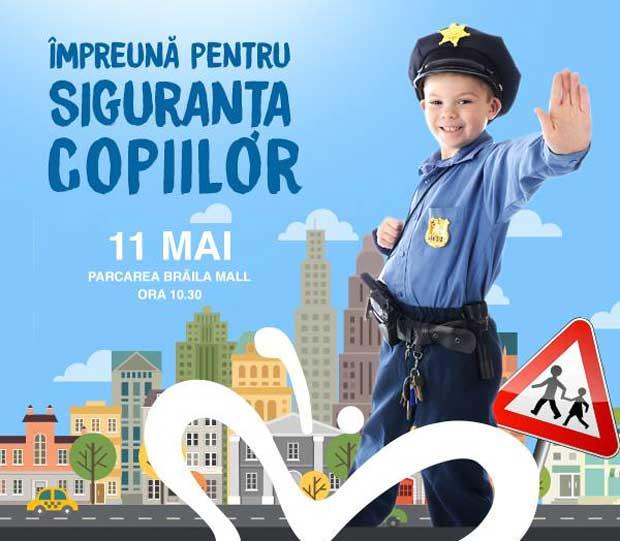 Împreună, pentru siguranţa copiilor