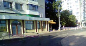 Circulația oprită pe Faleza Superioară în zona Elice