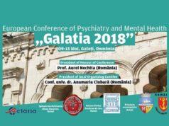 Conferința Europeană de Psihiatrie și Sănătate Mintală Galatia 2018