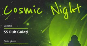 Cosmic Night   Distrează-te și fă o investiție în comunitate!