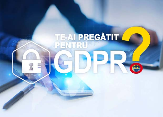 Curs Responsabil Protecţia Datelor cu Caracter Personal