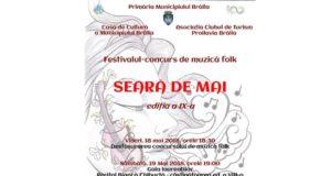 Festivalul Concurs de Muzică Folk Seară de Mai