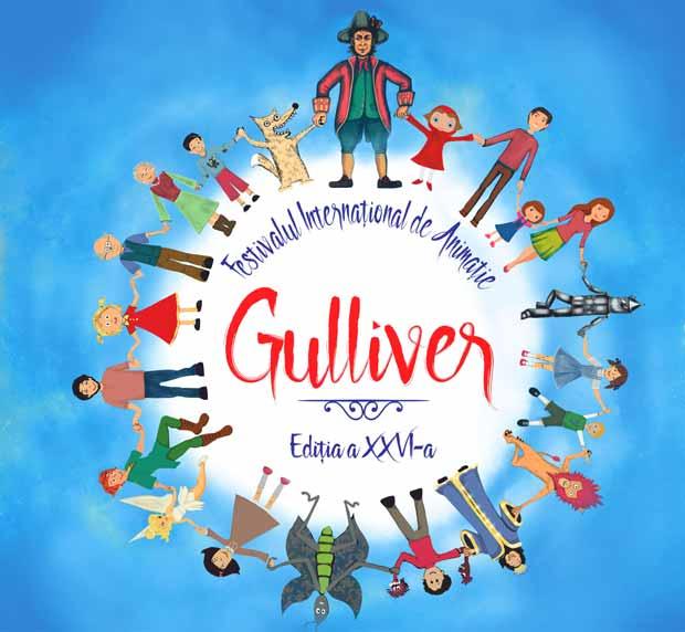 """Festivalului Internațional de Animație """"Gulliver"""""""