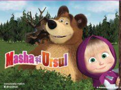 Masha și Ursul vin la Brăila Mall în perioada 10-27 mai. Intrarea este liberă