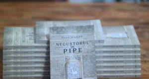 Paul Gabor lansează cartea Negustorul de Pipe la Librăria Donaris Galați