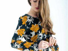 Rochia cu flori - 3 modele de vară de la Hermosa, care îți pun în valoare feminitatea