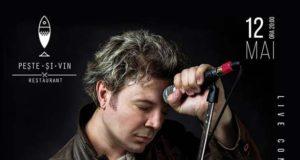 """Concert """"Spitalul de urgență"""" în Grădina Pește și Vin - pe 12 mai"""
