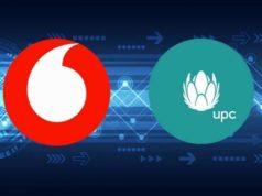 Vodafone achiziţionează UPC România