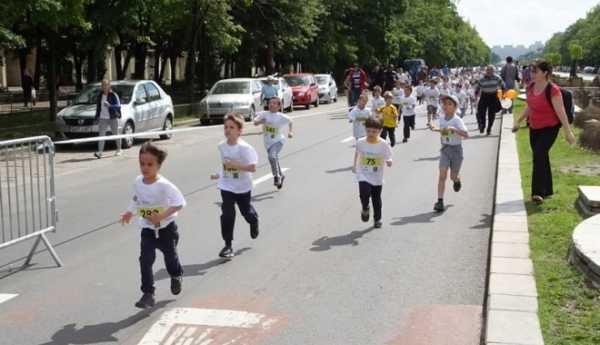 Aleargă pentru copiii SPECIALI - campanie APCA Galați