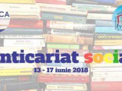Anticariat social - 13-17 iunie - Aleea pietonală de la P-uri