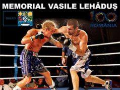 Competiția Internațională de Box, a doua ediție Memorial Vasile Lehăduș