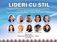 Conferinta nationala Lideri cu stil
