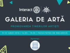 Galeria de Artă - Promovarea Tinerilor Artiști (ediția II)