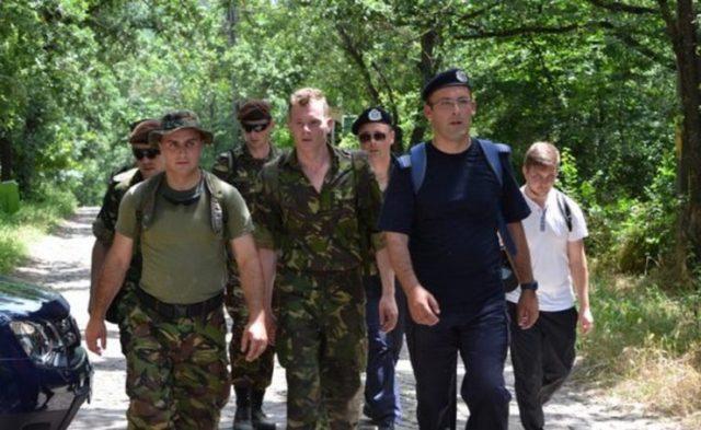 Marşul Jandarmeriei gălăţene a ajuns la ediţia a IV-a