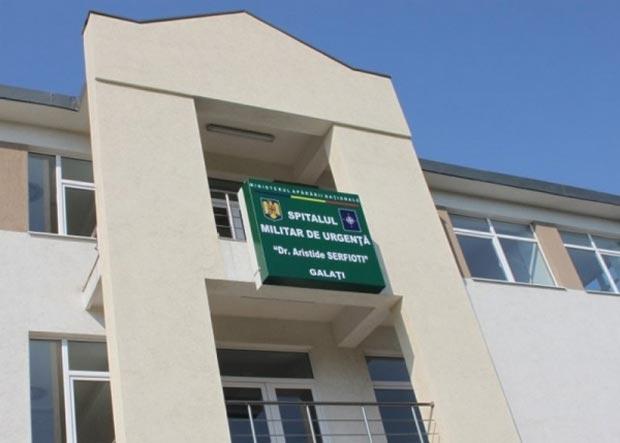 Spitalul Militar Galaţi scoate la concurs 28 de posturi