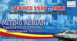 Tecuci Air Show 2018