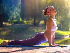 Ziua internațională de yoga în Galați cu Ana Marin și Flowrina