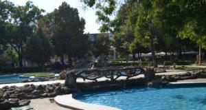 Încep lucrările de modernizare şi reabilitare a parcului Eminescu