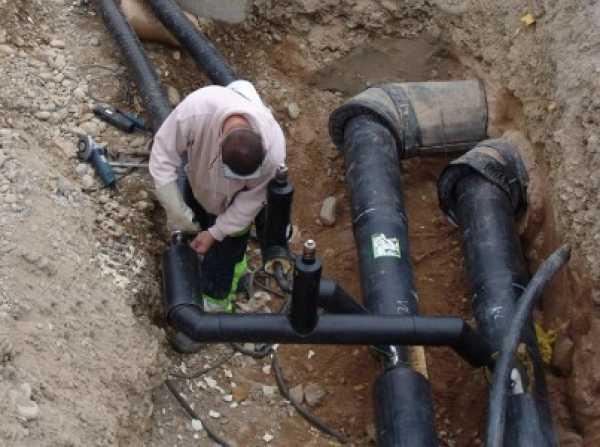 Începe proiectul de alimentare cu apă și canalizare în aglomerările Galați și Smârdan