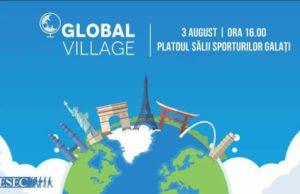Aiesec vă invită la Global Village Galați pe 3 august 2018