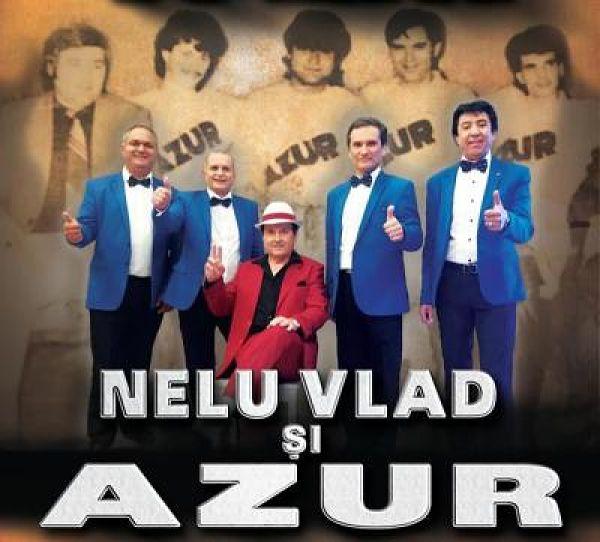 Concert Nelu Vlad și Azur la Gossip Cafe Galați pe 19 iulie