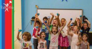 FasTracKids așteaptă copiii la Summer Camp în lunile Iulie și August