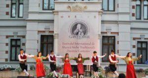 Festivalul de Muzică Veche Tradițională Cantemir, pe 8 Iulie