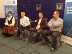 Galați, Moldova, România, încotro Dezbatere la Parcul de Soft!
