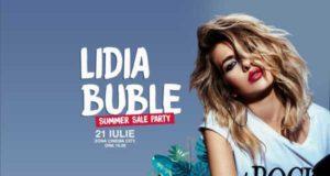Lidia Buble vine cu un super concert la Brăila Mall pe 21 Iulie