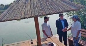 Nevăzătorii din toată ţara vin la pescuit în Galaţi pe 1 august