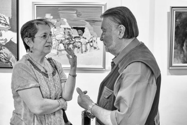 Vernisaj expoziție Mariana Tomozei Cocoș - patru decenii de muzeografie - 8 August