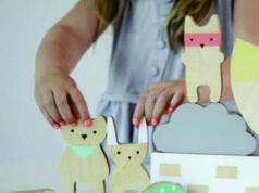 Joaca de-a Grădi - La Atelierul de Meşterit Poveşti între 20 şi 30 august
