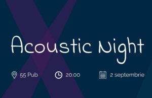 Acoustic Night la 55Pub