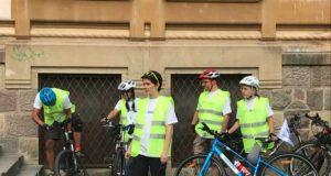 CicloBiblio 2018ajunge în Brăila pentru un tur al oraşului pe doă roţi