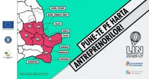 Curs de competențe antreprenoriale organizat de LIN Start-up la Galați