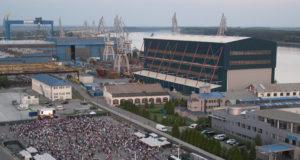 Șantierul Naval Damen Galați aniversează 125 ani