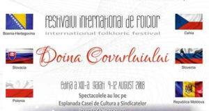 Festivalului Internațional de Folclor Doina Covurluiului